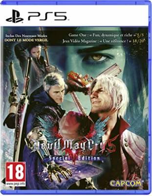 Visuel Devil May Cry 5 / デビルメイクライ5 (Jeux vidéo)
