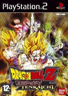 Visuel Dragon Ball Z : Budokai Tenkaichi [incomplet] /  (Jeux vidéo)