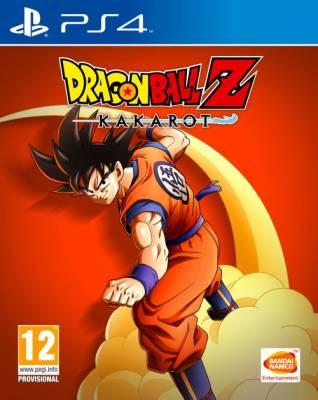 Visuel Dragon Ball Z Kakarot / ドラゴンボールZ カカロット (Jeux vidéo)