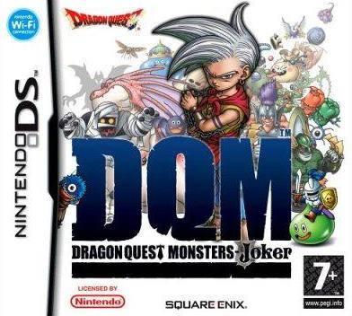 Visuel Dragon Quest Monsters Joker /  (Jeux vidéo)