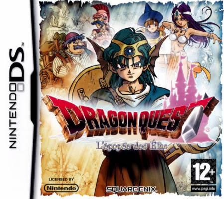 Visuel Dragon Quest IV : L'épopée des Élus /  (Jeux vidéo)