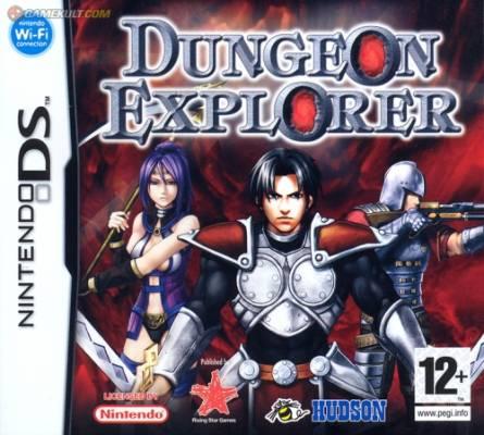 Visuel Dungeon Explorer /  (Jeux vidéo)