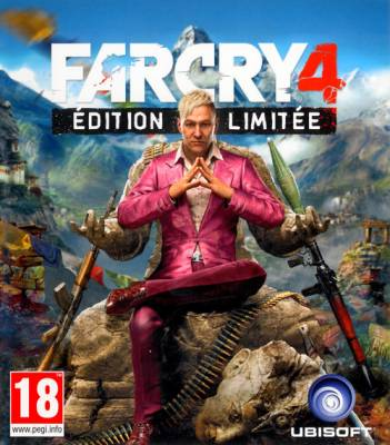 Visuel Far Cry 4 / Far Cry 4 (Jeux vidéo)