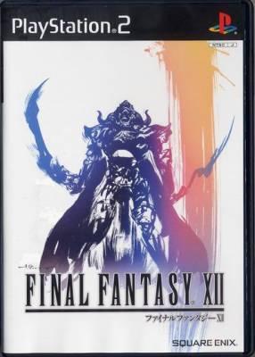 Visuel Final Fantasy XII /  (Jeux vidéo)