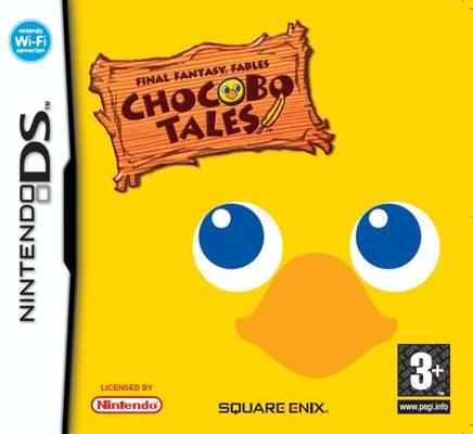 Visuel Final Fantasy Fables : Chocobo Tales /  (Jeux vidéo)