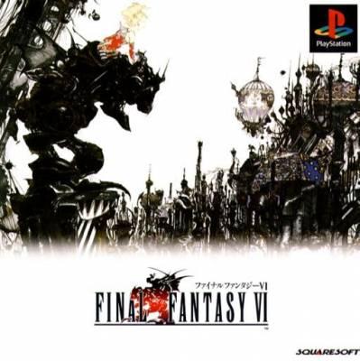 Visuel Final Fantasy VI / Final Fantasy VI (Jeux vidéo)