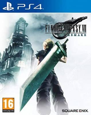 Visuel Final Fantasy VII Remake /  (Jeux vidéo)