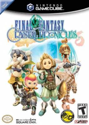 Visuel Final Fantasy Crystal Chronicles / Final Fantasy Crystal Chronicles (Jeux vidéo)