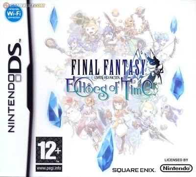 Visuel Final Fantasy Crystal Chronicles : Echoes of Time /  (Jeux vidéo)