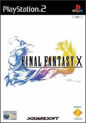 Visuel Final Fantasy X / Final Fantasy X (Jeux vidéo)