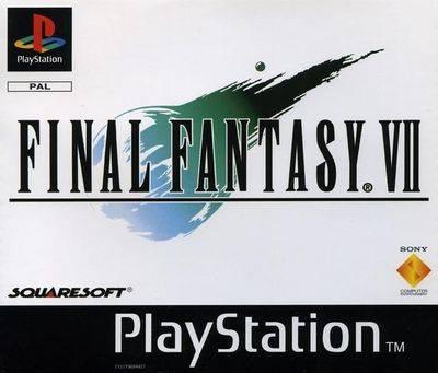 Visuel Final Fantasy VII /  (Jeux vidéo)