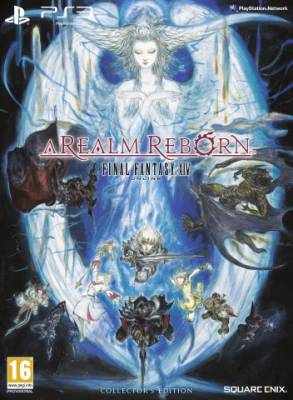 Visuel Final Fantasy XIV - A Realm Reborn /  (Jeux vidéo)