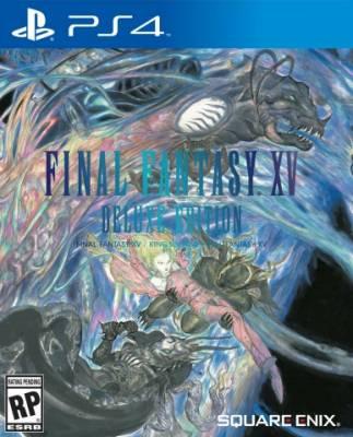 Visuel Final Fantasy XV /  (Jeux vidéo)