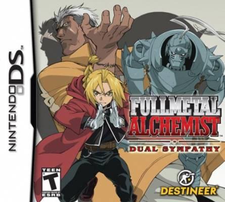 Visuel FullMetal Alchemist Dual Sympathy /  (Jeux vidéo)