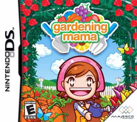 Visuel Gardening Mama /  (Jeux vidéo)