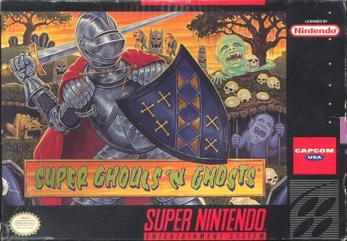 Visuel Super Ghouls'n Ghosts /  (Jeux vidéo)