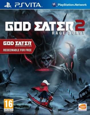 Visuel God Eater 2 Rage Burst /  (Jeux vidéo)