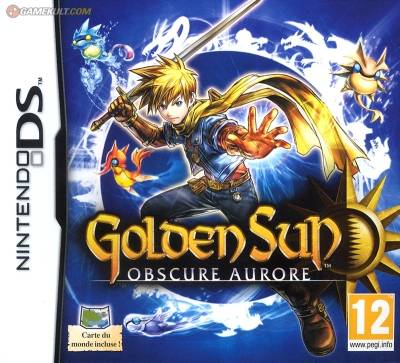 Visuel Golden Sun: Obscure Aurore /  (Jeux vidéo)