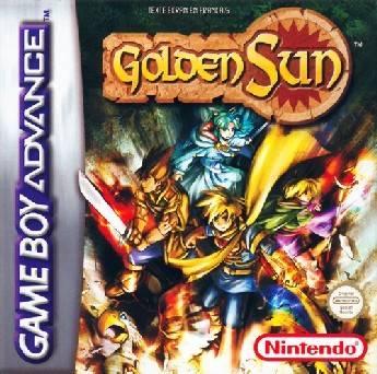 Visuel Golden Sun /  (Jeux vidéo)