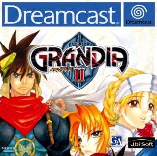 Visuel Grandia 2 / Grandia 2 (Jeux vidéo)