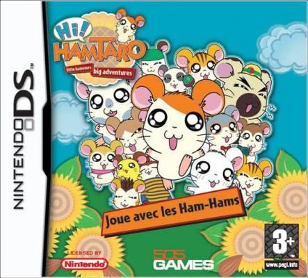 Visuel Hamtaro : Joue avec les Ham-Hams /  (Jeux vidéo)