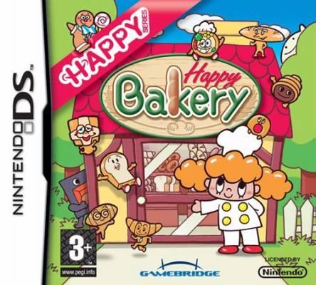 Visuel Happy Bakery /  (Jeux vidéo)