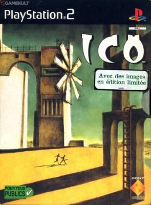 Visuel Ico /  (Jeux vidéo)