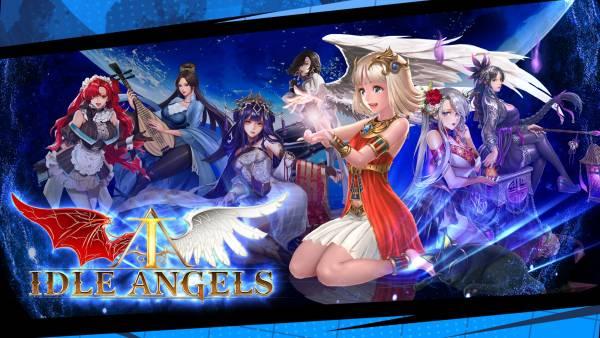 Visuel Idle Angels /  (Jeux vidéo)