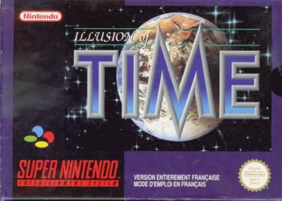 Visuel Illusion of Time /  (Jeux vidéo)