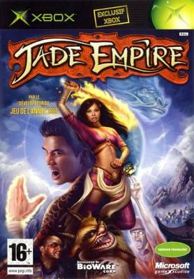 Visuel Jade Empire /  (Jeux vidéo)