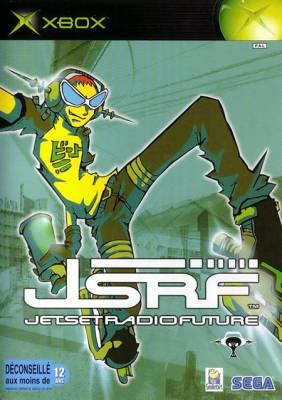 Visuel Jet Set Radio Future /  (Jeux vidéo)