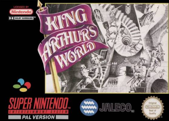 Visuel King Arthur's World /  (Jeux vidéo)