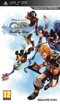 Visuel Kingdom Hearts : Birth By Sleep /  (Jeux vidéo)