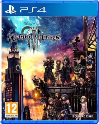 Visuel Kingdom Hearts 3 /  (Jeux vidéo)