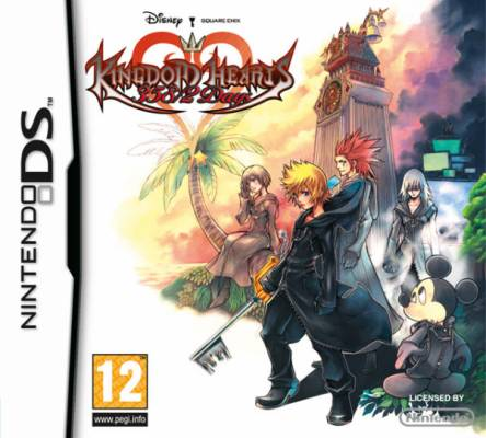 Visuel Kingdom Hearts 358/2 /  (Jeux vidéo)