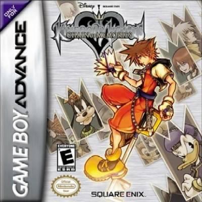 Visuel Kingdom Hearts : Chain of Memories /  (Jeux vidéo)