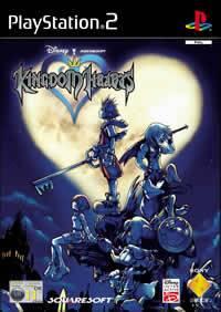 Visuel Kingdom Hearts / Kingdom Hearts (Jeux vidéo)