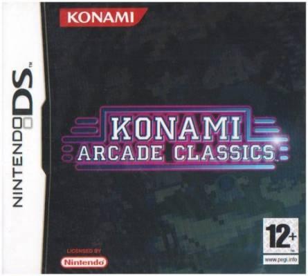 Visuel Konami Arcade Classics /  (Jeux vidéo)