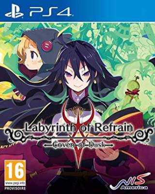 Visuel Labyrinth of Refrain - Coven of Dusk / Labyrinth of Refrain - Coven of Dusk (Jeux vidéo)