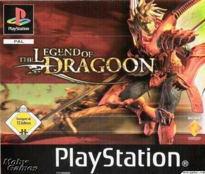 Visuel Legend of Dragoon (the) /  (Jeux vidéo)