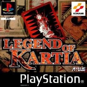 Visuel Legend of Kartia /  (Jeux vidéo)