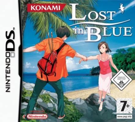 Visuel Lost in Blue /  (Jeux vidéo)
