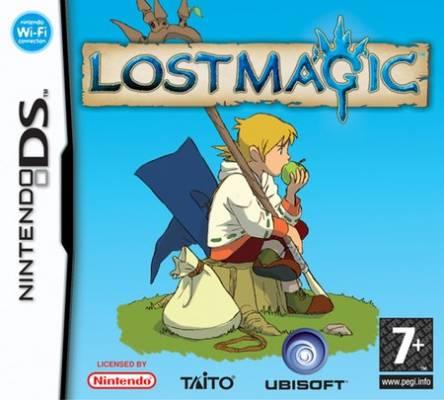 Visuel Lost Magic /  (Jeux vidéo)