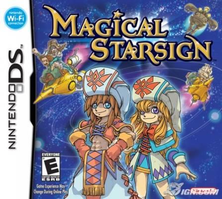 Visuel Magical Starsign /  (Jeux vidéo)