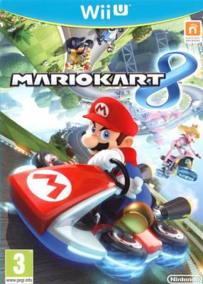 Visuel Mario Kart 8 /  (Jeux vidéo)