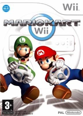 Visuel Mario Kart Wii /  (Jeux vidéo)
