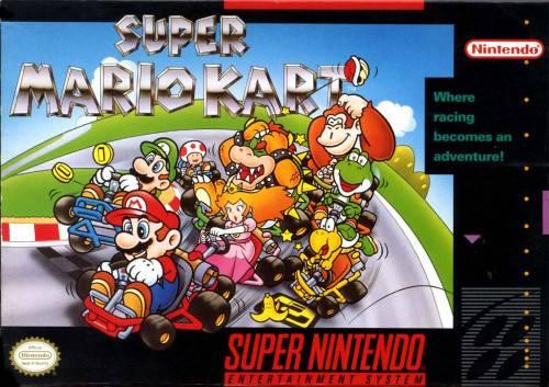 Visuel Super Mario Kart /  (Jeux vidéo)