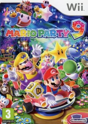 Visuel Mario Party 9 /  (Jeux vidéo)