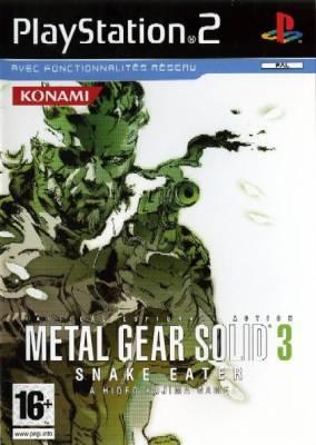Visuel Metal Gear Solid 3: Snake Eater /  (Jeux vidéo)