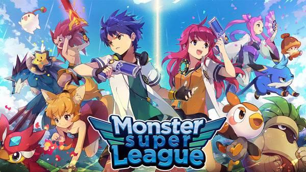 Visuel Monster Super League /  (Jeux vidéo)